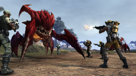 Video Game Review: Defiance