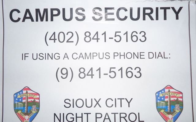 Walking+in+the+Dark%3A+Staying+Safe+on+Campus