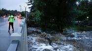 At least 3 dead in Colorado flooding; Boulder 'overwhelmed with water'