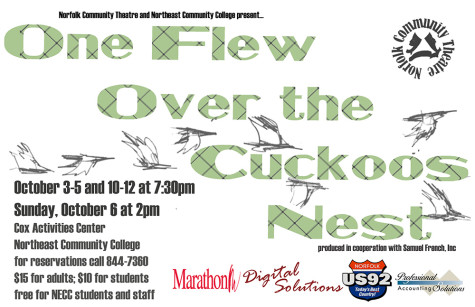 NECC One Flew Over the Cuckoos Nest