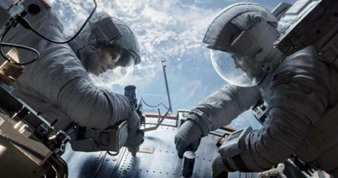 'Gravity' is box-office heavyweight again