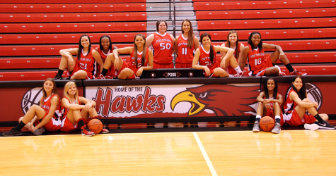 Lady Hawks Basketball