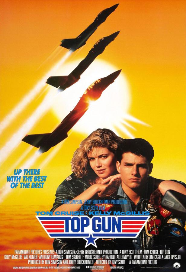 Monday Night at the Movies-Top Gun
