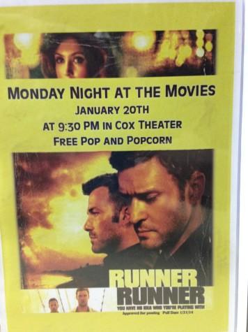 Monday Night at the Movies–Runner Runner