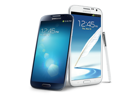 Samsung Announces Galaxy S5 With Fingerprint Scanner
