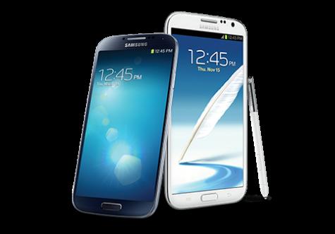 Samsung Announces Galaxy S5 With Fingerprint Scanner
