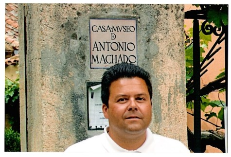 Visiting Writers Series Welcomes Author Fred Arroyo