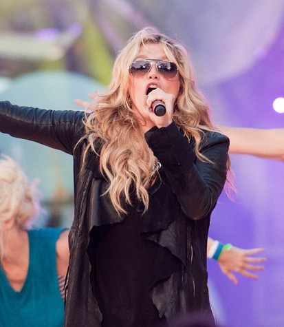 Kesha Postpones Tour Dates To Continue Treatment For Eating Disorder