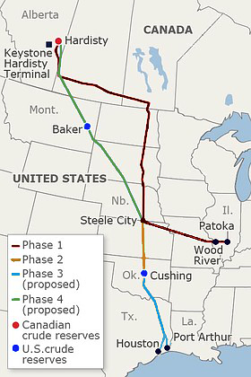 Tar Sands Seen Flowing To Northeast States If Pipelines Are Built