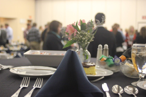 Career Services Etiquette Dinner