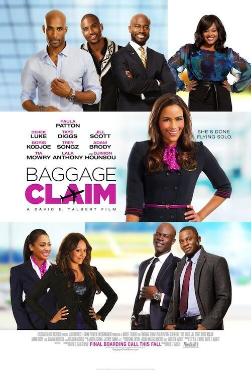 Monday Night at the Movies- Baggage Claim