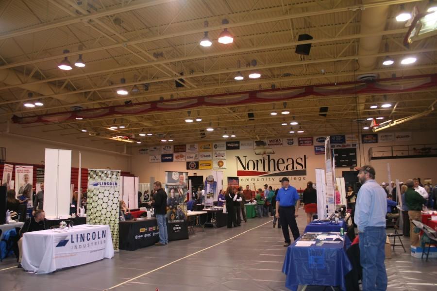 NECC Spring Job Fair