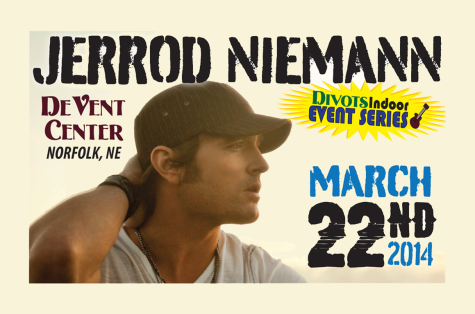 Raffling Two Tickets To The Jerrod Niemann Concert!