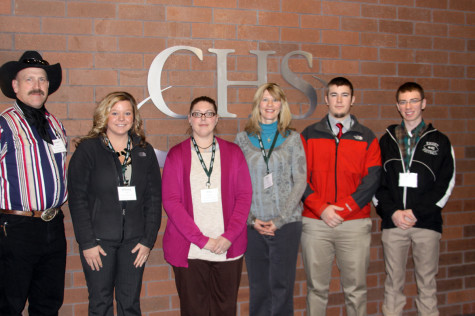 Northeast Community College Agriculture Students Attend Minnesota Conference