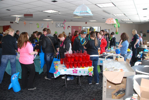 Spring Break Kick-Off At Northeast Community College