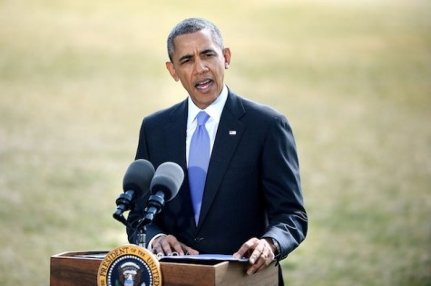 Obama Meets Ukrainian Leader and Pledges Support; Kerry to Begin Russia Talks