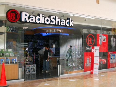 RadioShack's Online Presence Isn't Clicking With Customers