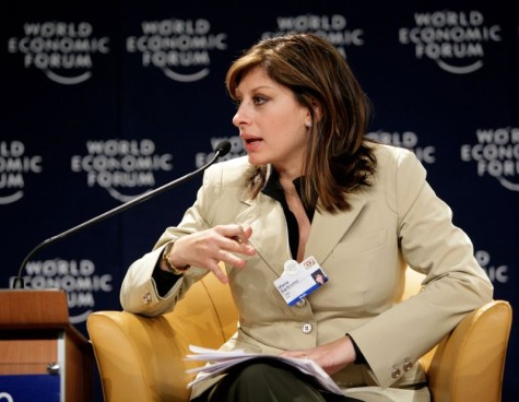 Q&A With Financial Journalist Maria Bartiromo