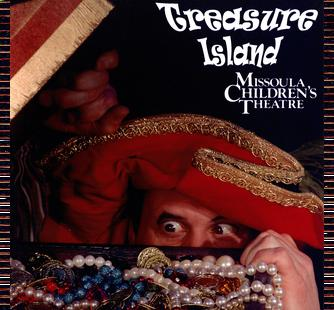 Norfolk Arts Center holding auditions for Treasure Island with popular Missoula Children's Theater on Monday, June 23rd.