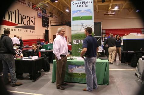 Northeast Community College Job Fair