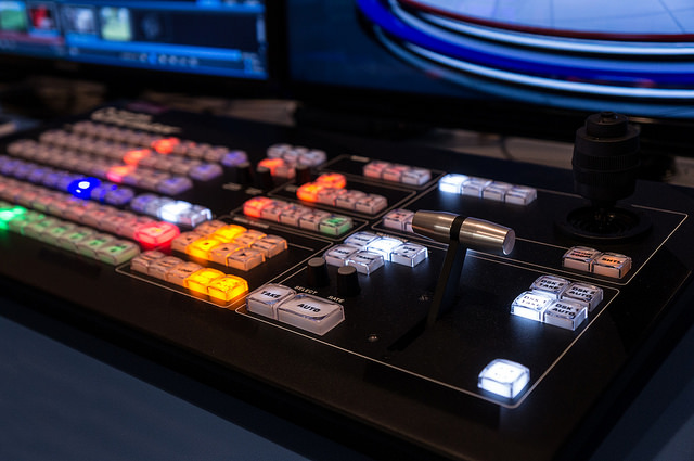 New+Technology+Provides+Opportunities+For+Broadcasting+Students
