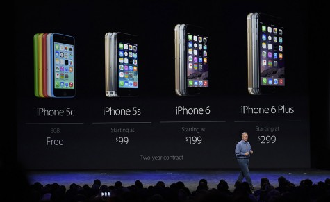 Meet Apple's New iPhone