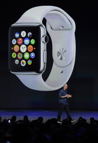 Apple Watch, Apple Pay Unveiled