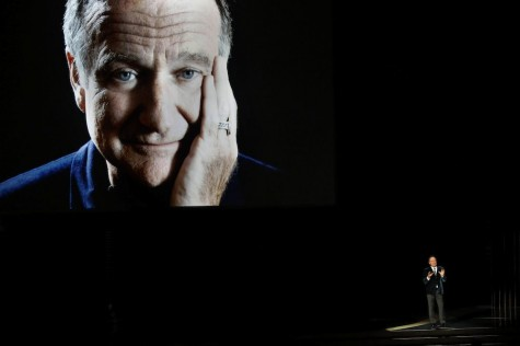 Robin Williams, Oscar-Winning Actor, Manic Comedian, Dies At 63