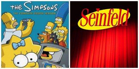 The serious side of 'The Simpsons' and 'Seinfeld'