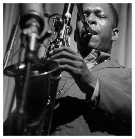 Coltrane's Live 'Offering' Shakes The Room