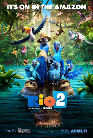 Monday Night At The Movies- Rio 2