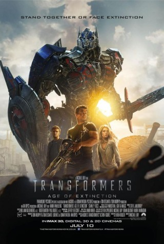 Monday Night At The Movies- Transformers Age of Extinction