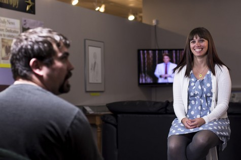 Josh Ottis interviews Jeana Gansrop, Director of Education