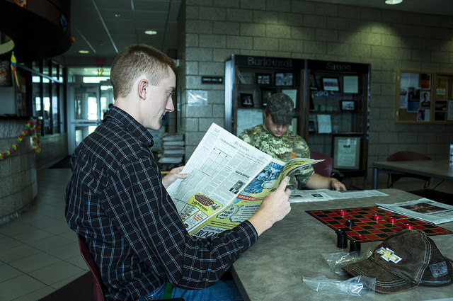 Reading And Writing With The Norfolk Daily News