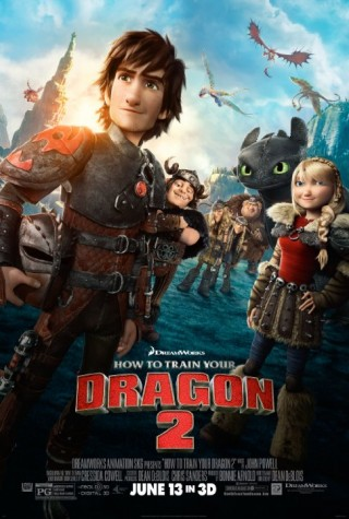 Monday Night At The Movies - How to Train Your Dragon 2