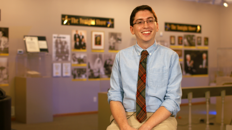 Ryan Leichenauer, Executive Director through the lens of Northeast's 4K Blackmagic Cinema Camera