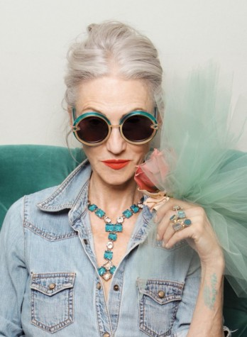 Linda Rodin: At 66, A Style Icon To Women Half Her Age