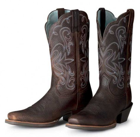 An American Classic: Cowboy Boots Still Riding High In The Saddle