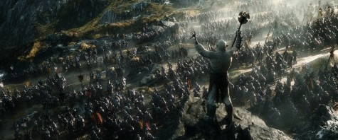 'Hobbit: The Battle Of the Five Armies' More Of A Head Trip Than A War