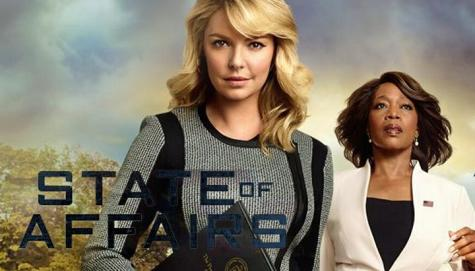 Katherine Heigl stars in new NBC drama 'State of Affairs'