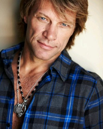 Bon Jovi Recognized For Music, Charity Work