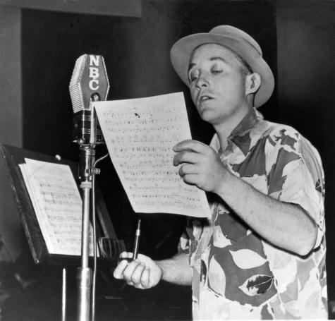 """Bing Crosby preferred comfort over style, especially in the recording studio. PBS's new documentary """"American Masters: Bing Crosby Rediscovered"""" airs Tuesday on PBS."""
