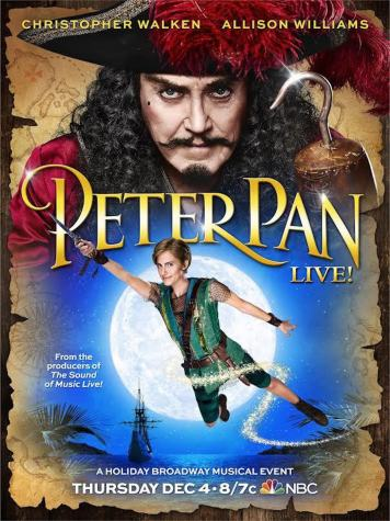 NBC's 'Peter Pan Live!' Raises Stakes With Flashier Set, Bolder Cast