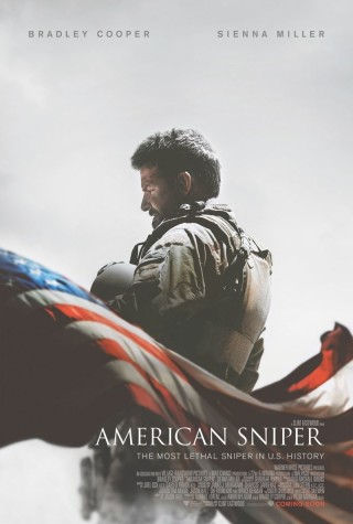 'American Sniper' Again Dominates Box Office; 'Mortdecai' Flops