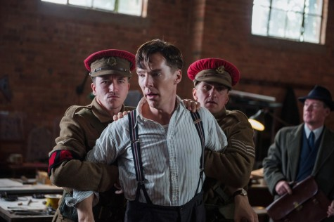 """The Imitation Game"" is nominated for Best Picture in the 87th Academy Awards. Benedict Cumberbatch stars in ""The Imitation Game."""
