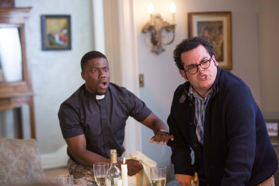 Jimmy+%28Kevin+Hart%29+with+Doug+%28Josh+Gad%29+in+Screen+Gems%27+%22The+Wedding+Ringer.%22
