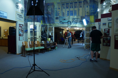 Elkhorn Valley Museum Debuts Non-Profit Video Created By Digital Cinema Students