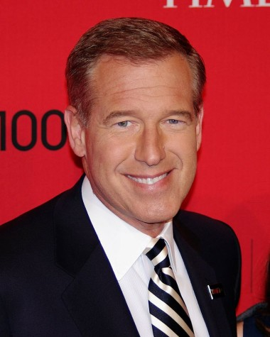 NBC News Anchor Brian Williams Suspended For Six Months
