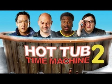Actor Rob Corddry Is Soaking Up The Attention After Jumping Back Into 'Hot Tub Time Machine 2′