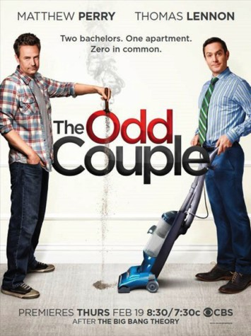 Matthew Perry, Thomas Lennon Star In New 'The Odd Couple' Comedy On CBS